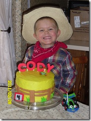 Cody birthday