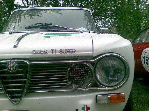 Giulia 1600 Ti Super/