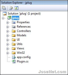 Visual CSharp Express Project