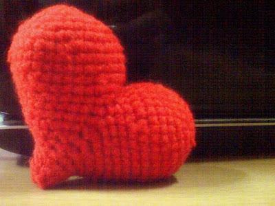 25+ free & easy crochet heart patterns - Jennyandteddy