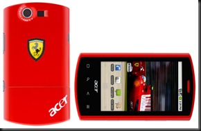 Acer Smartphone Liquid E Ferrari01