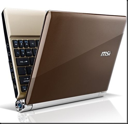 MSI Notebook U160-007US
