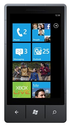 Windows Phone 7 01