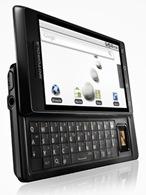 Motorola Milestone 01