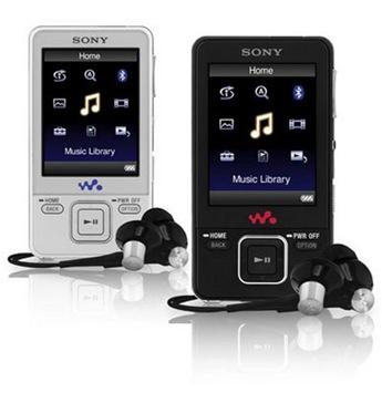 Sony Walkman MP4  NWZ-A820