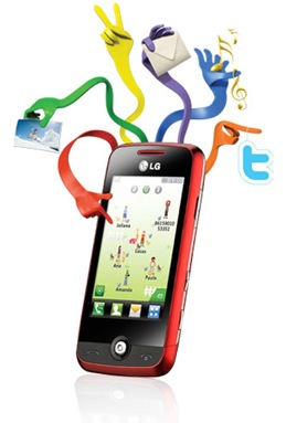 LG Cookie Plus GS290