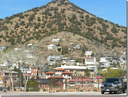 Bisbee downtown