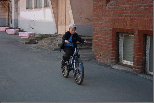 Те самые велосиепедисты - номер два