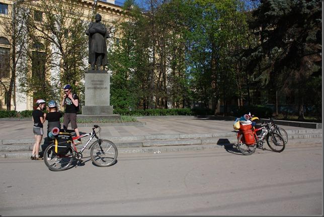 Те самые велосиепедисты - номер три