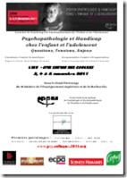 Psychopathologie et handicap