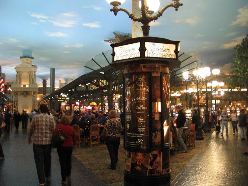 Intérieur du casino Paris