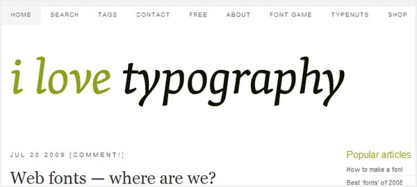 Web-fonts-where-are-we