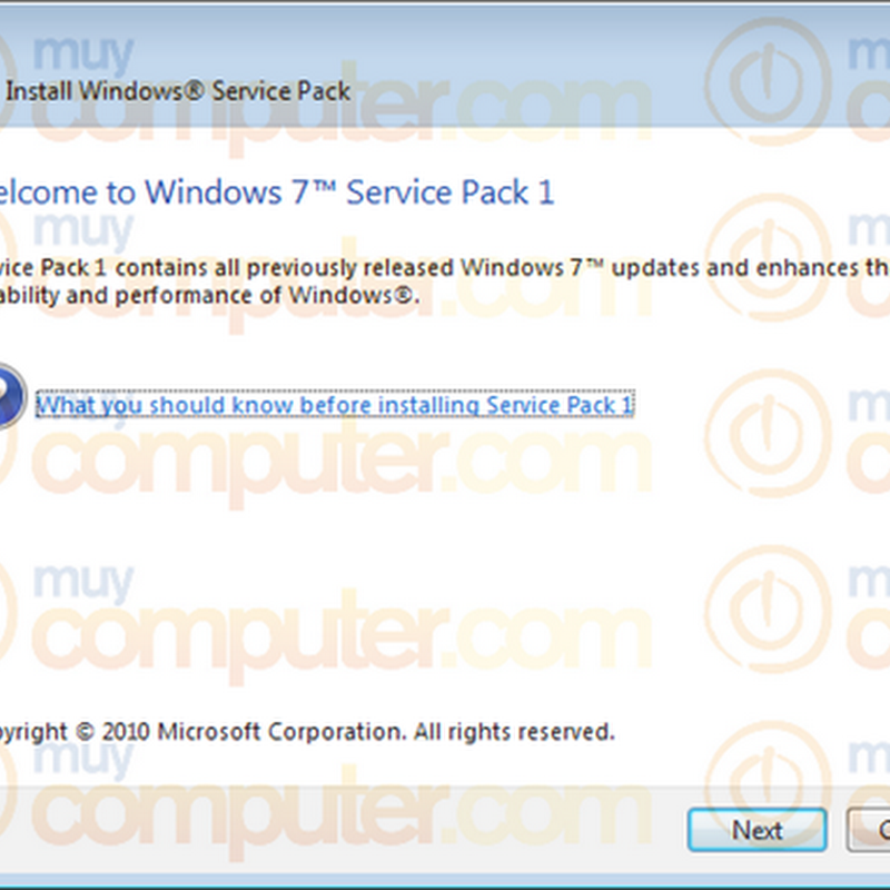 Windows 7 SP1 screenshots leaked