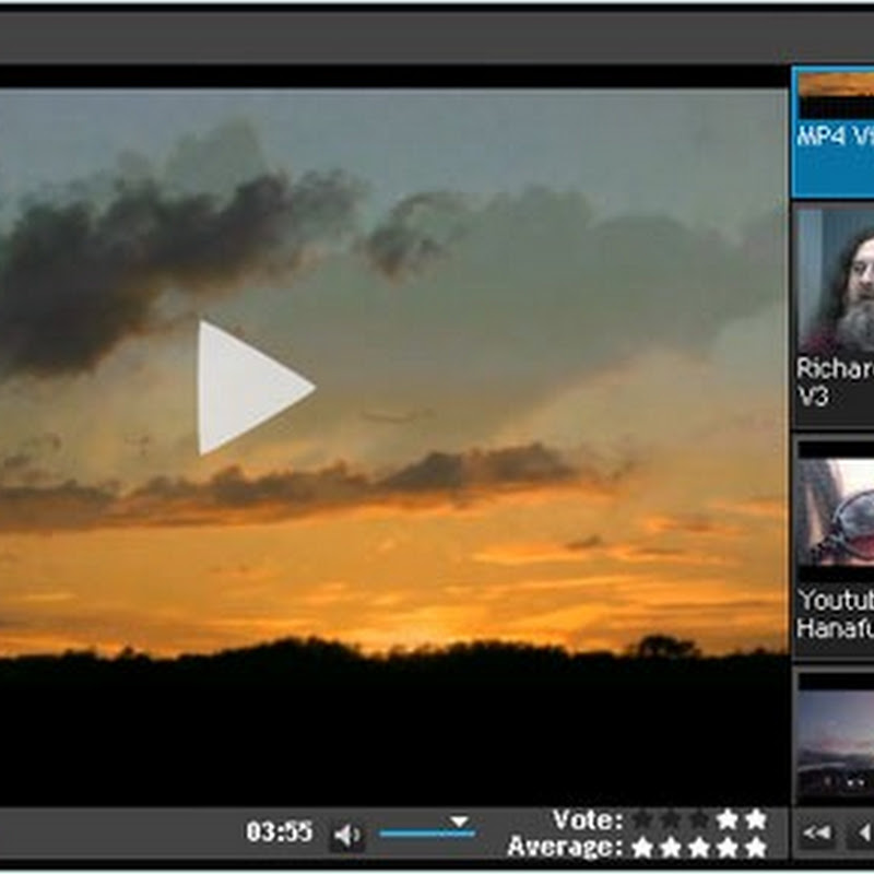 OSM – Customizable HTML5 media player for websites