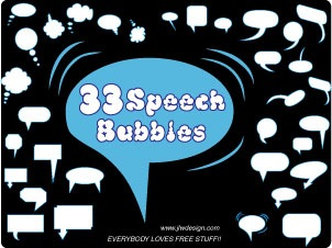 33speechbubbles