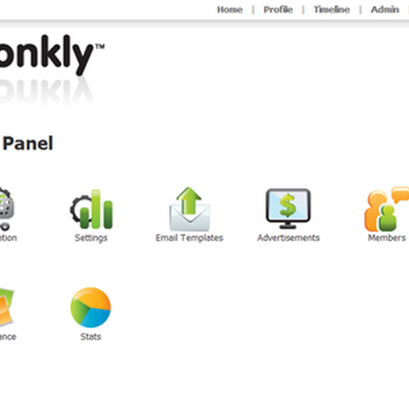 Create your own micro-blogging network with Yonkly