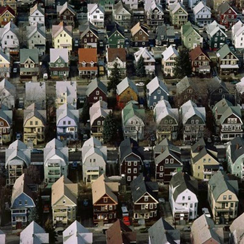 Breathtaking aerial photographs by Alex Maclean