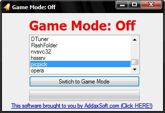 gamemode-off