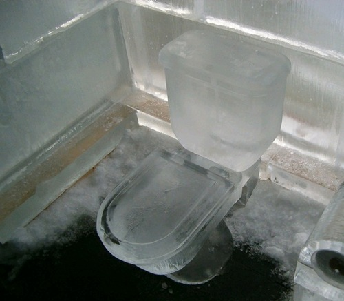 ice-toilet