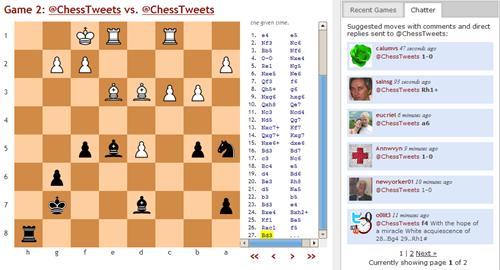 ChessTweets