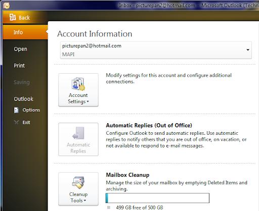 Changer la langue de Outlookcom  Hotmail  arobaseorg