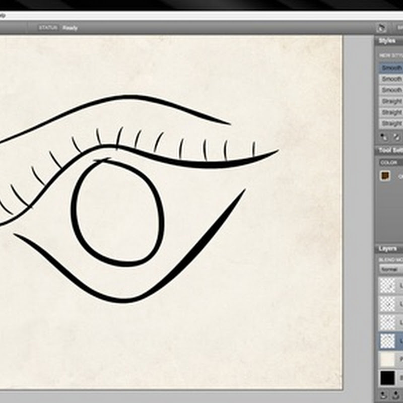 LiveBrush – A unique motion controlled drawing tool