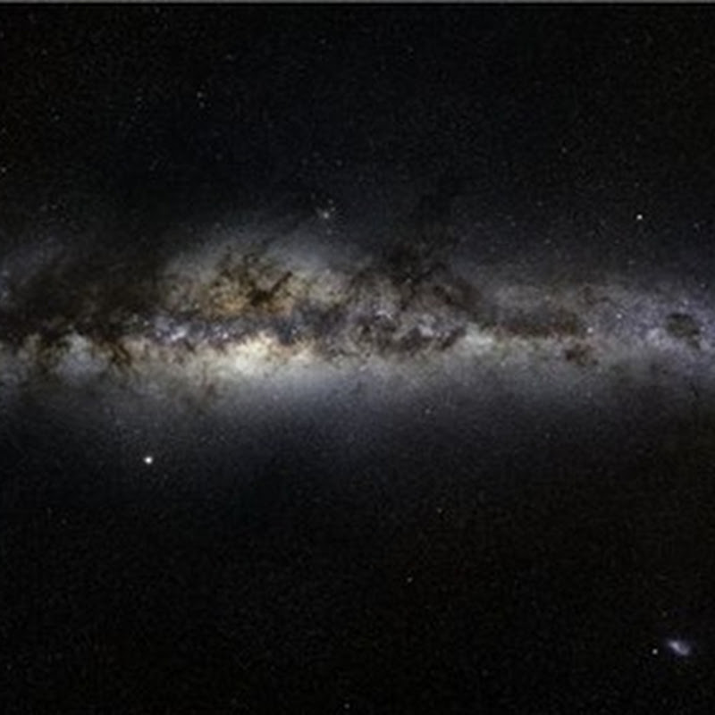 GigaGalaxy Zoom, the 800 million pixel image of the Milky Way