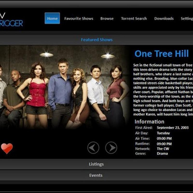 TVTrigger - TV shows information, downloads and more