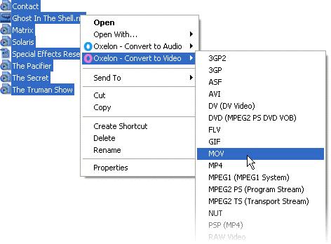 oxelon_menu