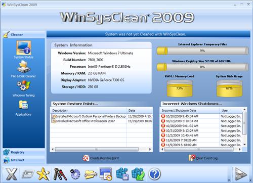 winsysclean2009-main