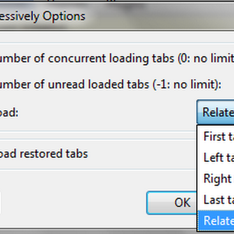 Load Tabs Progressively in Firefox