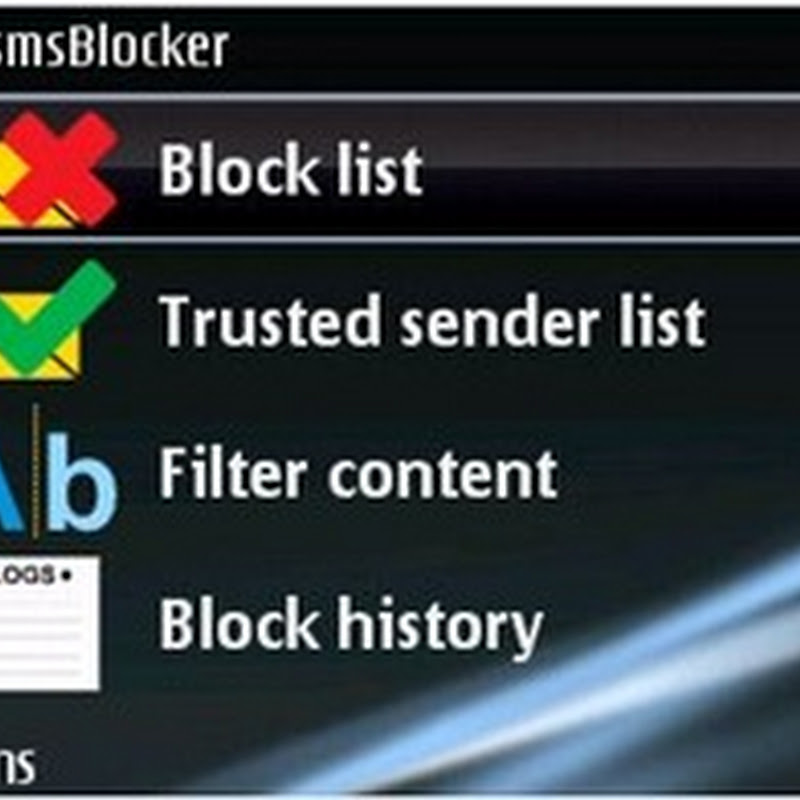 Block spam SMS with SMSBlocker (free till June 28)