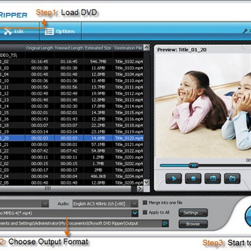 iSkysoft DVD Ripper: Review and License Giveaway