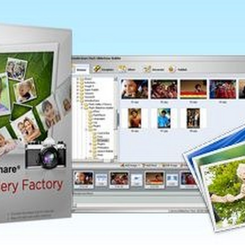 Wondershare Flash Gallery Factory Standard: Free for 3 days