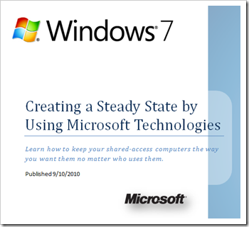 windows-steadystate-guide