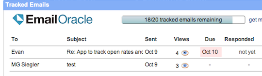 emailoracle-tracked