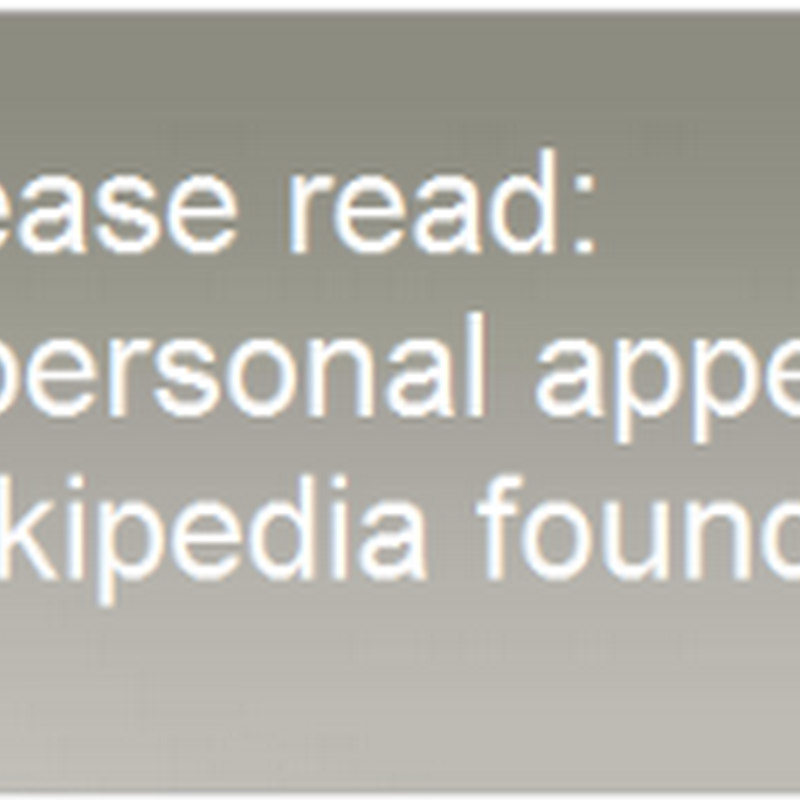 Wikipedias Jimmy Wales Appeal increases donation by 15x