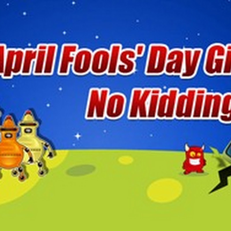 April Fools' Day Giveaway: Wondershare iMate, Amazon Gift Cards And Discount Coupons