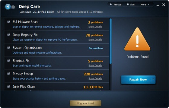 ... being installed. However, the program doesn't describe exactly how: http://www.instantfundas.com/2011/04/iobit-advanced-systemcare-4-released.html