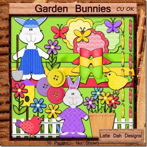 LDD_GardenBunnies_EP