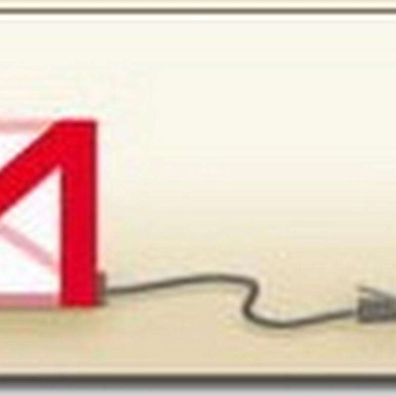 Gmail agora funciona offline