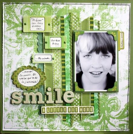 9 Smile A Little Bit More