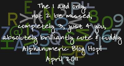 13alphanumeric hop badge