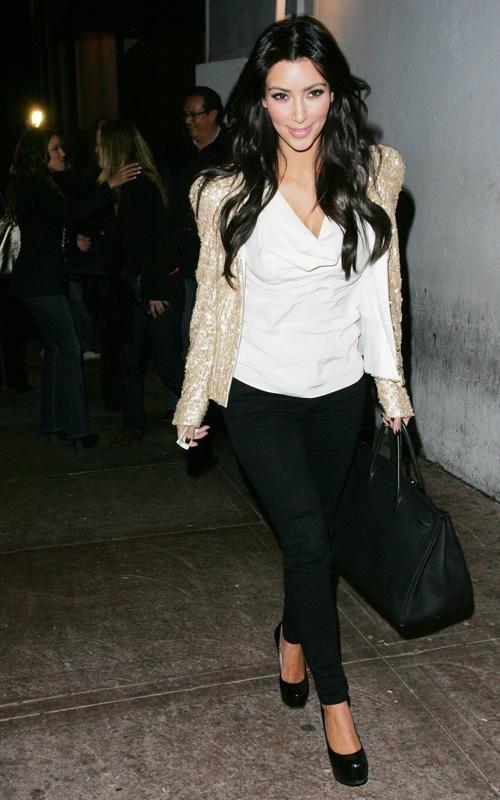 A Kim Kardashian Outfit I Approve Ofu2026   Onions + Garlic