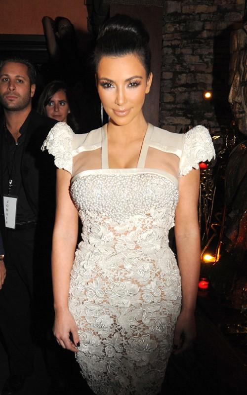 Kim Kardashian March 2010 November 2010 Page 231 The Fashion Spot