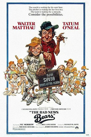 Bad News Bears - Poster