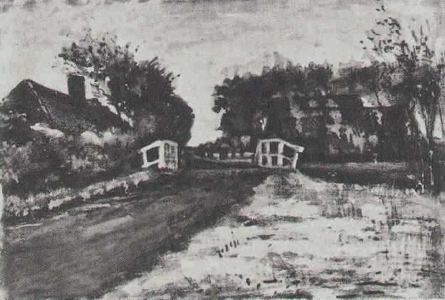Landscape with a Little Bridge