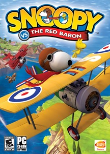 PC Game: Snoopy vs The Red Baron