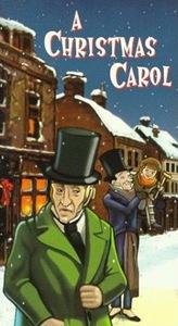 A Christmas Carol - 1971 - VHS Cover