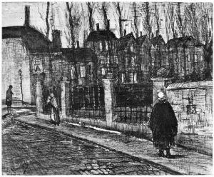 City street (Paddemoes)